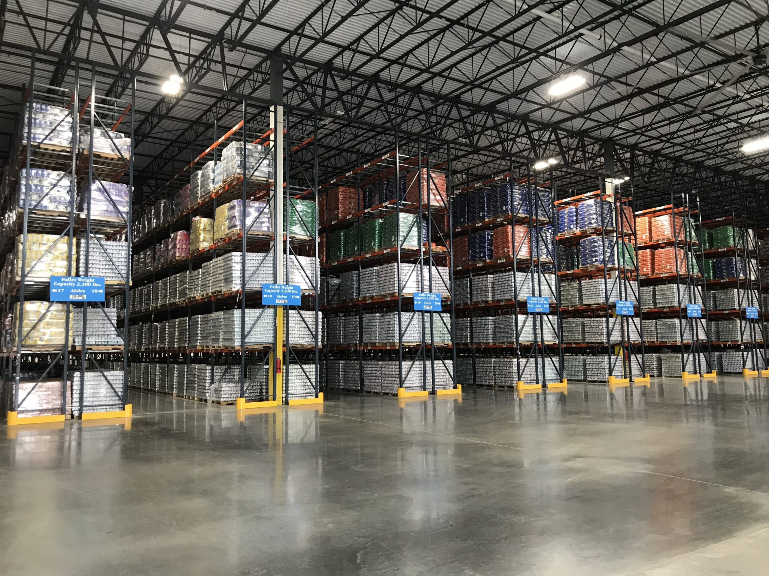 Optimizing Warehouse Space by Over 100%