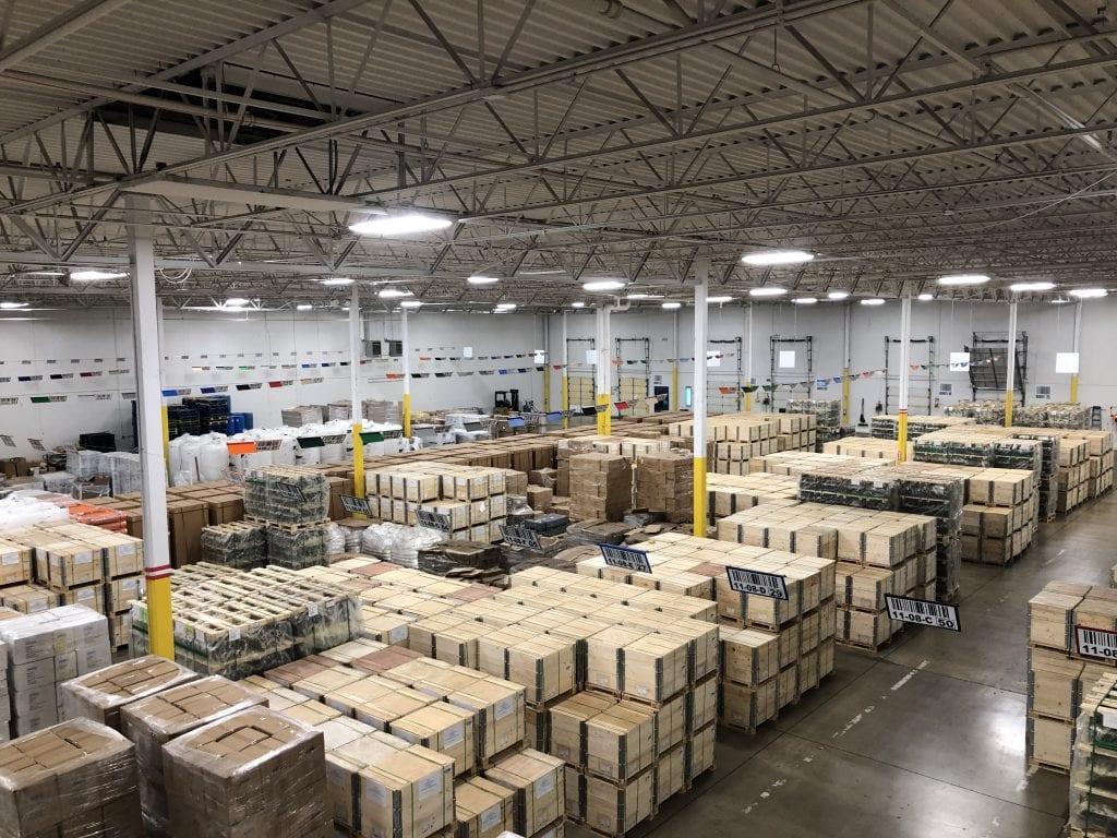 TLI SQF Warehouse