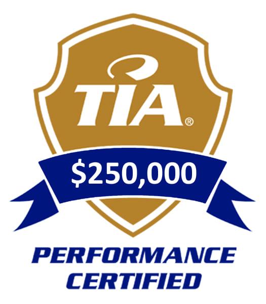 TIA Bond 250,000 Taylor Logistics