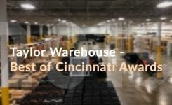 Taylor Warehouse Receives 2019 Best of Cincinnati Award