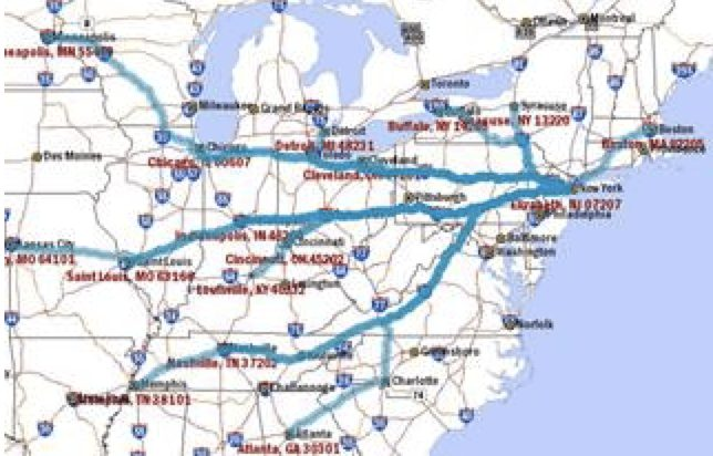Taylor logistics Port Services