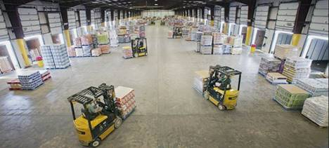 Taylor Logistics Transloading services