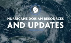 Hurricane Dorian Resources and Updates