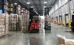 From Distribution Centers to E-Commerce Fulfillment Centers in Weeks