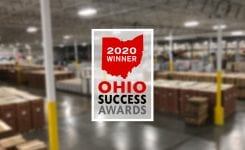 Taylor Logistics Inc. honored with 2020 Ohio Success Award