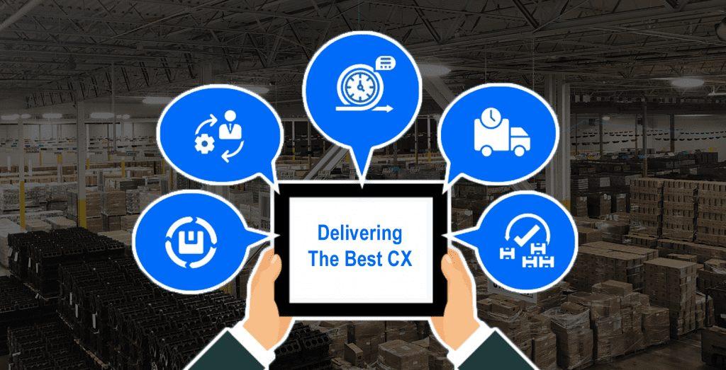 Logistics Customer Experience CX