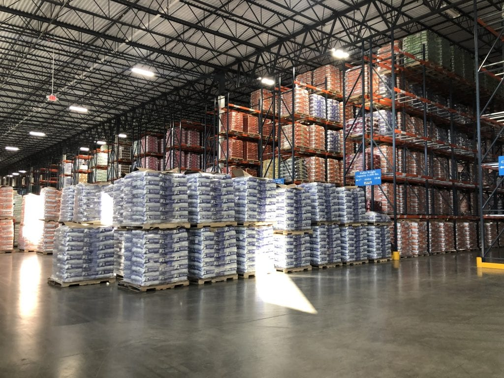 Taylor logistics Food Grade Warehousing