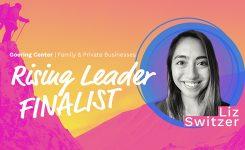 June Goering Center Rising Leader Finalist | Liz Switzer