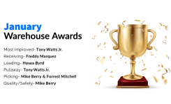 January Warehouse Awards | Bellevue, NE