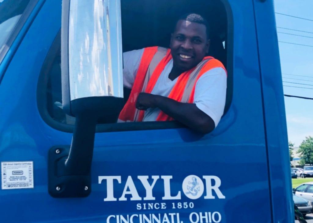 Taylor Logistics Team Taylor Member