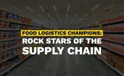 Team Taylor Member Named to the 2020 Food Logistics Champions: Rock Stars of the Supply Chain