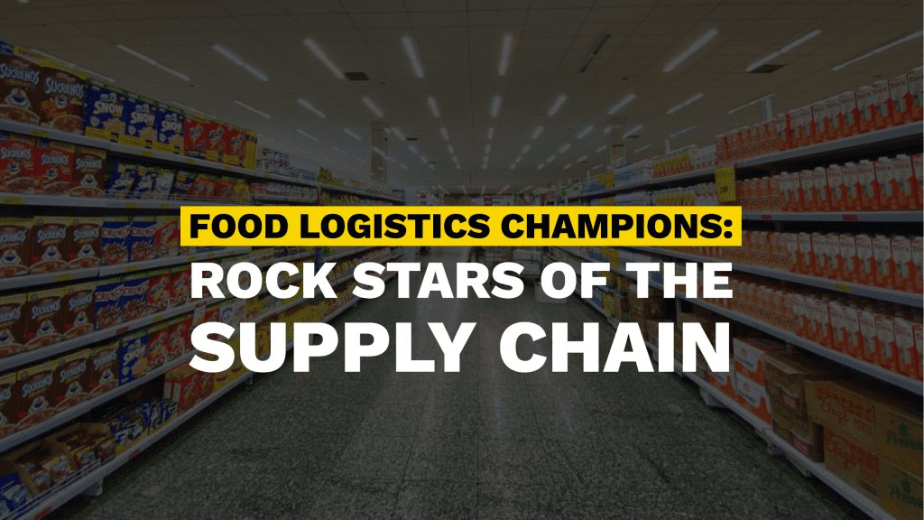 food logistics supply chain rockstars