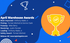 April Warehouse Awards | Bellevue, NE