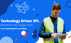 Technology Driven 3PL | Benefits for Your Supply Chain