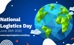 National Logistics Day | 06/28/2020