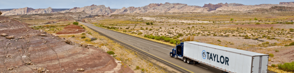 Taylor Logistics Inc. Data For Truck Drivers