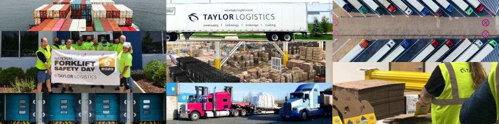 Taylor Logistics Inc. World Logistics Day 2020