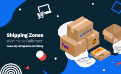 eCommerce Shipping Zones
