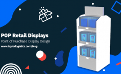 POP Retail Displays | Point of Purchase Display Design
