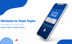 Welcome To Team Taylor | Podcast