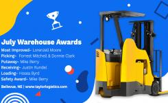 July Warehouse Awards | Bellevue, NE