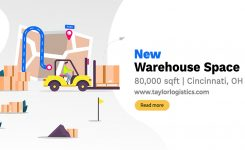 Taylor Logistics Inc. Announces New Warehouse In Cincinnati