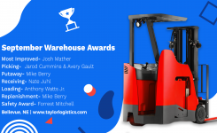 September Warehouse Awards | Bellevue, NE