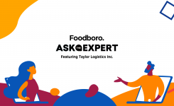 "Foodboro. Ask The Expert |Holiday ""Shipageddon"""