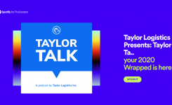 Taylor Talk 2020 Spotify Wrapped
