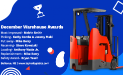 December Warehouse Awards | Bellevue, NE