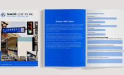 Fulfillment Questionnaire Guide | Taylor Logistics Inc.