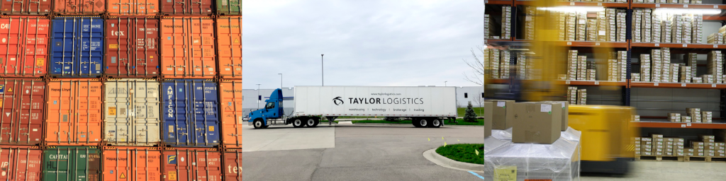 Supply Chain Visibility Taylor Logistics