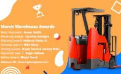 March 2021 Warehouse Awards | Bellevue, NE