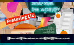 Taylor Talk Podcast   Kitting, Packaging, Pivoting, & Bartending With Taylor's OBM Liz Switzer