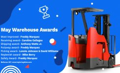 May 2021 Warehouse Awards | Bellevue, NE