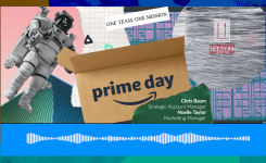 Taylor Talk Podcast | Forecasting for Amazon Prime Day + Organizational Shifts