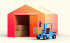 Benefits  of Contract Warehousing  | Boost Efficiency with a 3PL