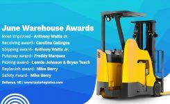 June  2021 Warehouse Awards | Bellevue, NE