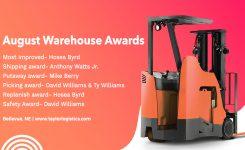 August Warehouse Awards | Bellevue, NE