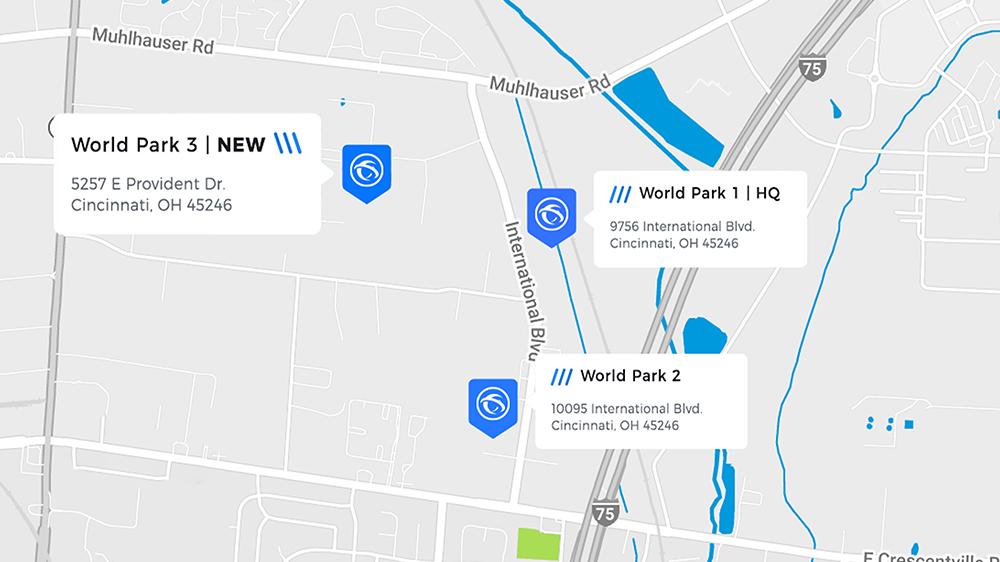 Taylor Logistics Warehouse Locations